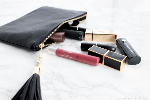8 Comfortable Matte Lipsticks