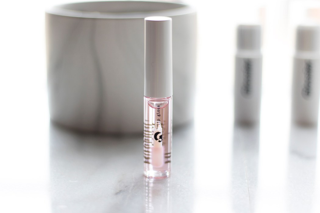 The Glossier Lip Gloss Review