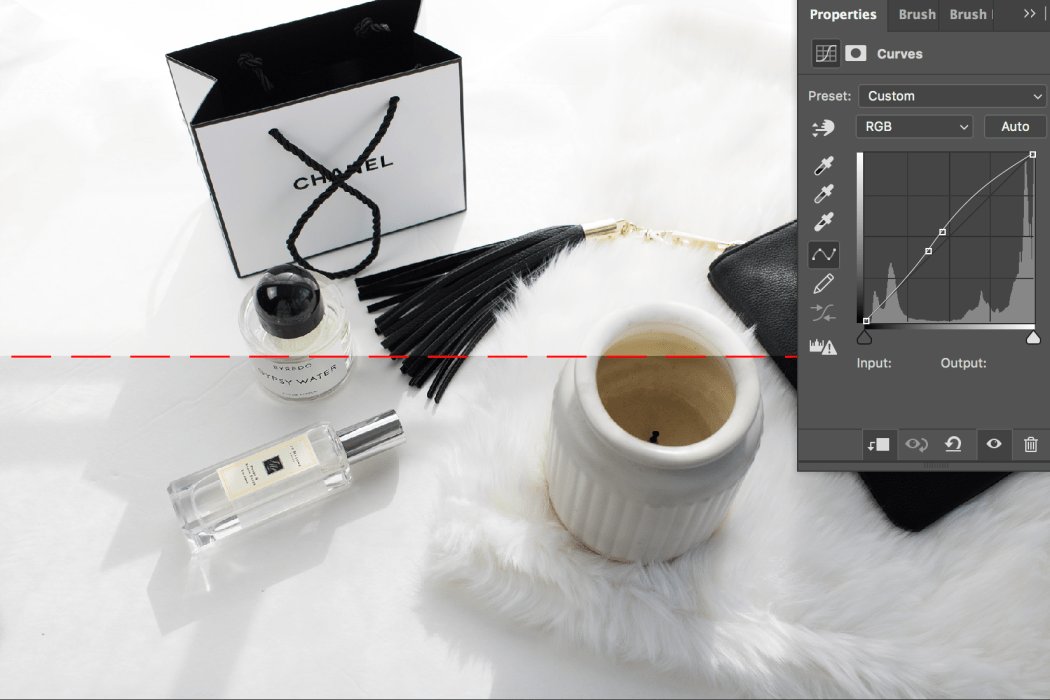 How to make dark photos brighter in Photoshop