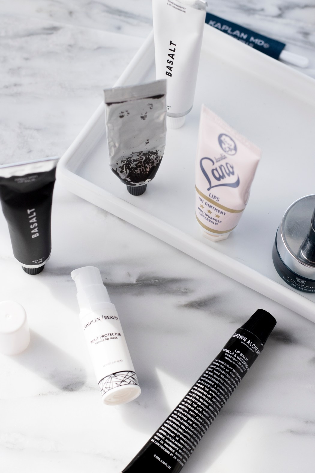 The best moisturizing lip balms WITHOUT mineral oil