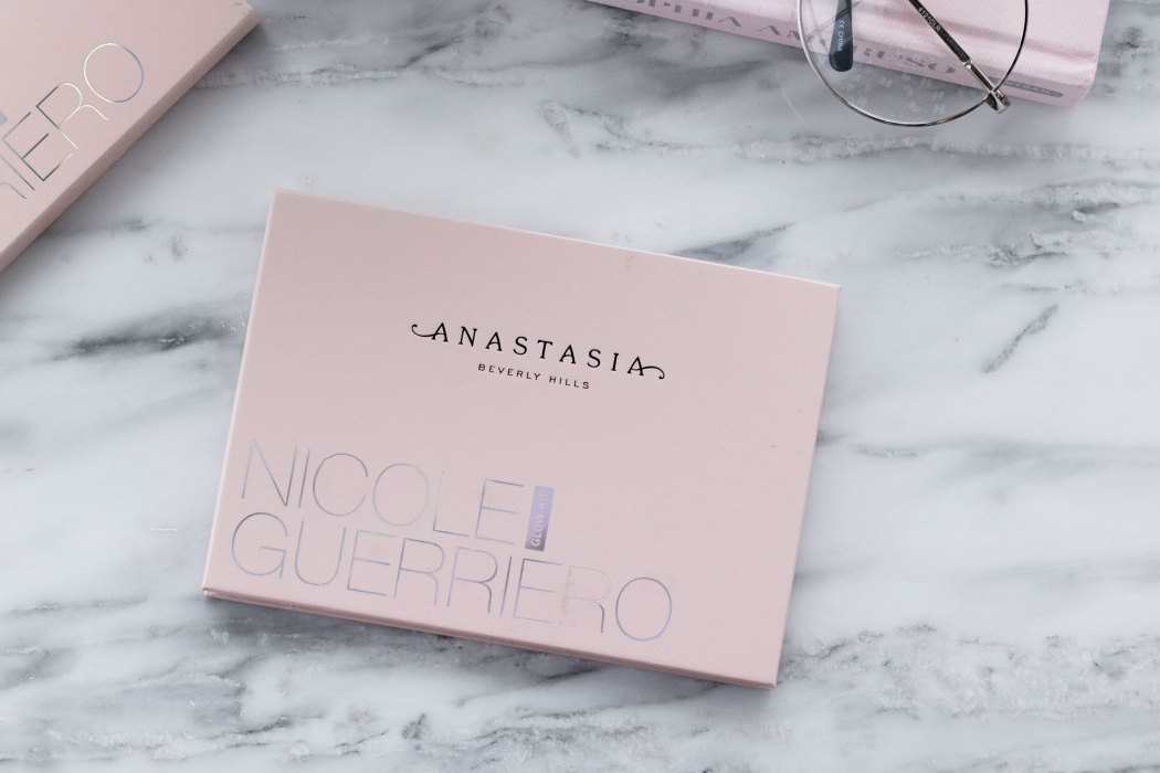 Anastasia Beverly Hills Nicole Guerriero Glow Kit swatches and review