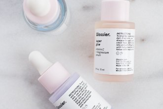 Glossier Supers review super pure, super glow, super bounce