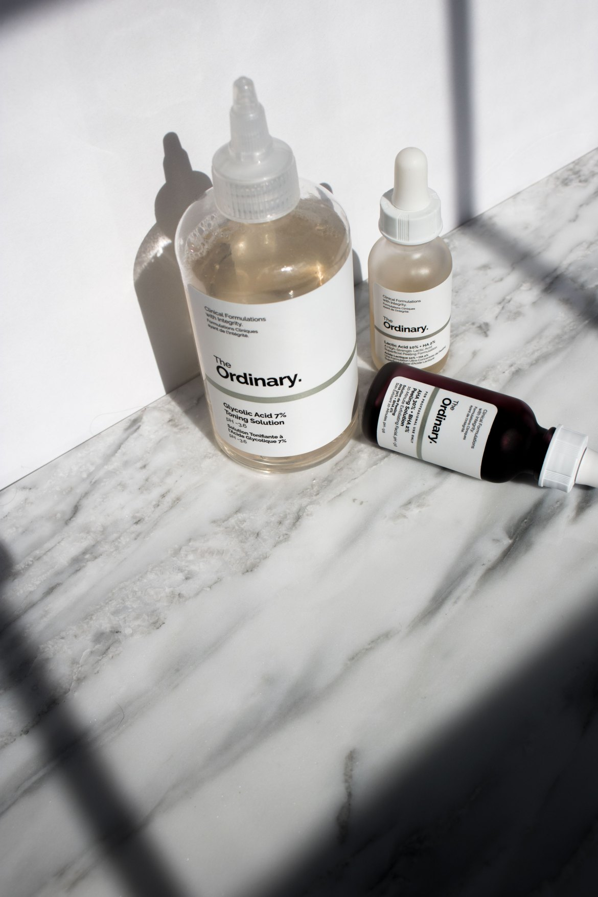 Skin Texture: The Products That Helped Me Get Rid of Mine-- The Ordinary
