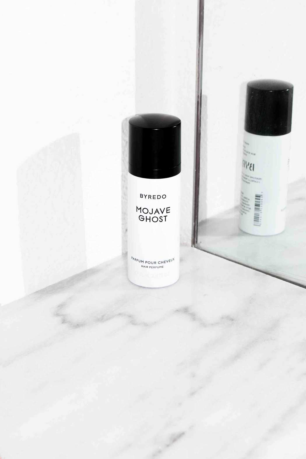 Byredo Mojave Ghost hair perfume review