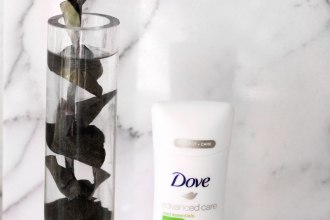 Winter Skincare Tips Featuring Dove