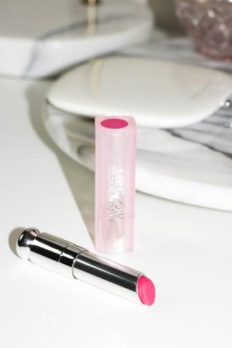 Dior Matte Raspberry Lip Glow
