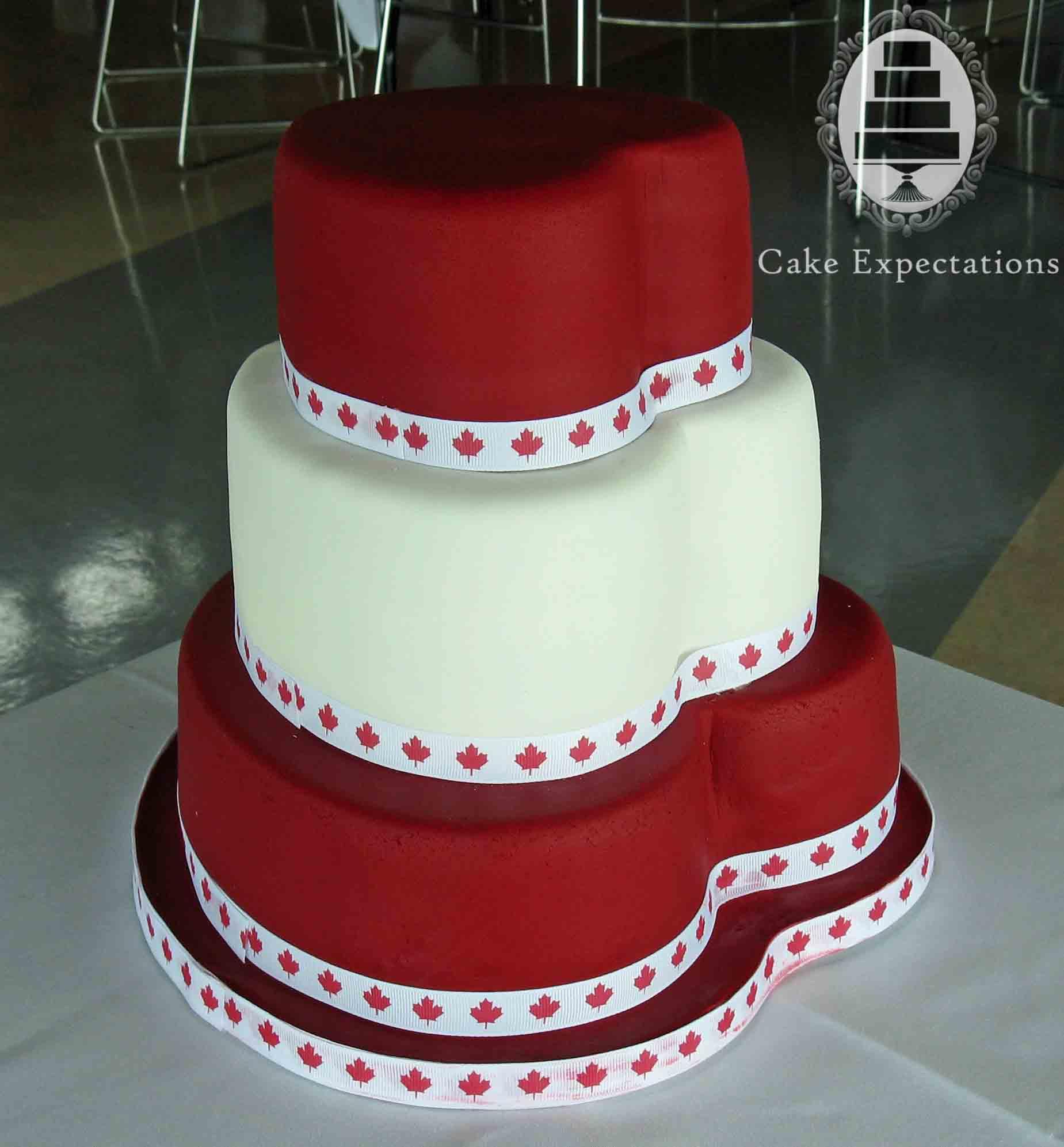 Cake Expectations  wwwcakeexpectationsca  Wedding