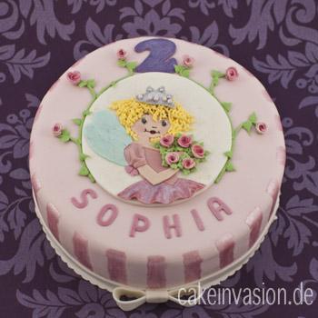 PrinzessinLillifeeTorte  Cake Invasion