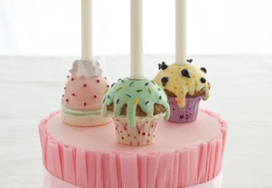 How To Make Diy Cupcake Stand Cakejournal