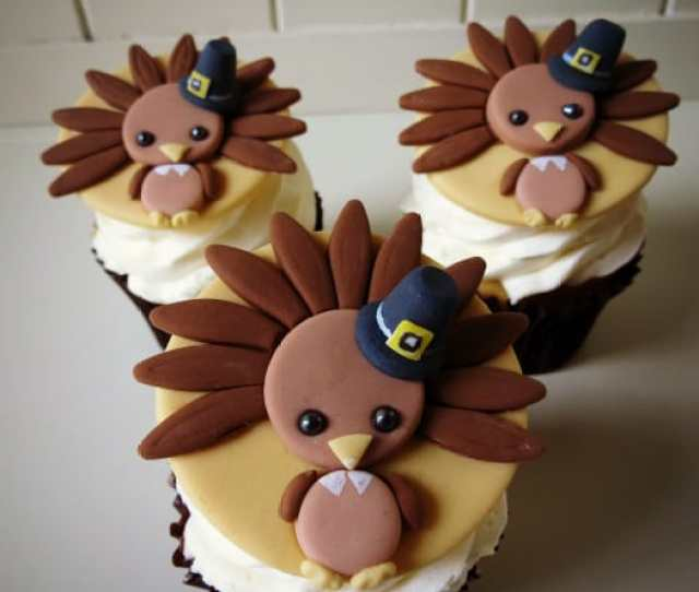 Now You Know How To Make Cute Turkey Cupcake Toppers I Hope These Cute Turkeys Bring A Smile To The Faces Of Your Guests On Thanksgiving