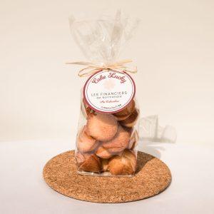 Le Financier Pomme-Calvados
