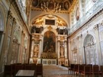 The 'main' chapel