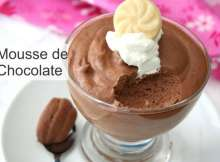 mousse, mousse de chocolate, mousse deliciosa