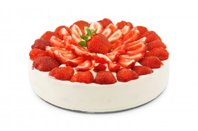 How To Make Excellent Strawberry Cake Recipe