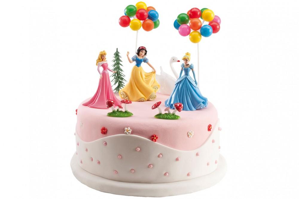 Disney Princess Celebration Cake Decoration Kit