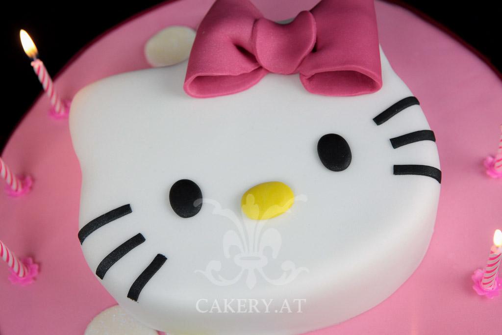 Hello Kitty Torte  RITAThe Cakery Torten der besonderen Art