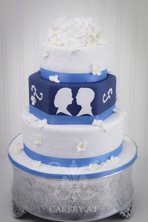 Sisi Wedding  RITAThe Cakery Torten der besonderen Art