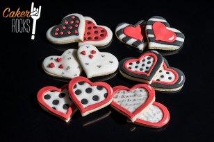 Galletas San Valentín