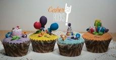 Cupcakes cumpleaños