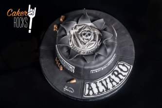 Tarta Sons of Anarchy