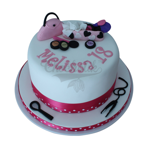 Hairdressing Cake