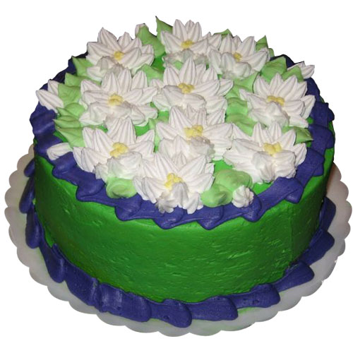 awsom flower cake