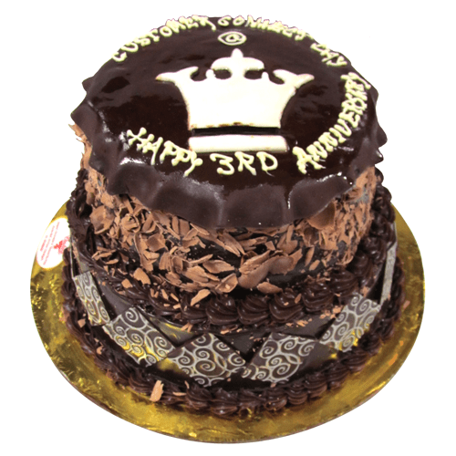 Taj chocolate cake