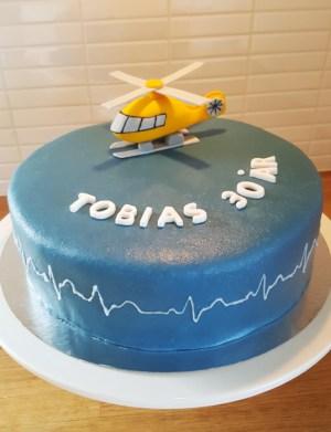 Helikoptertårtan