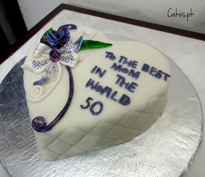 Best Birthday Cake Designs For Mom : Best Mom Cake Cakes.pk