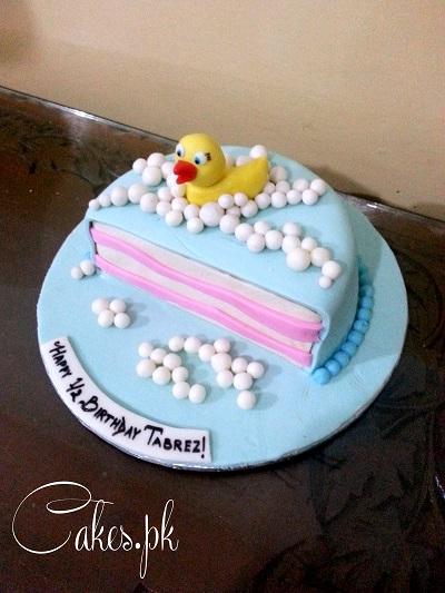 half birthday cake Cakespk