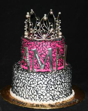 Phenomenal 24 Awesome Birthday Cakes For Girls From 18 To 21 Years Cakes Personalised Birthday Cards Veneteletsinfo