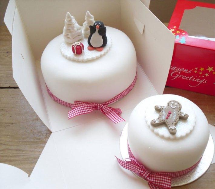 Christmas Theme Cakes and Cupcakes - Cakes and Cupcakes Mumbai