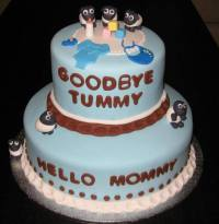 baby-shower-designer-cakes-cupcakes-mumbai-29 - Cakes and ...