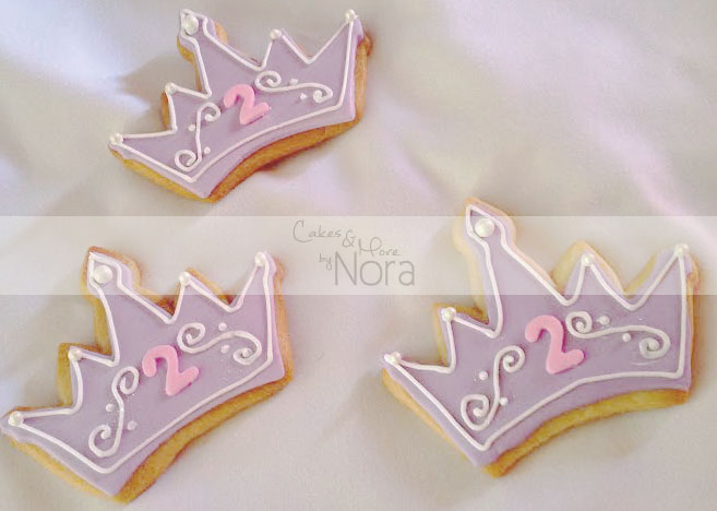 Princess Sofia Themed Party Cakes And More By Nora