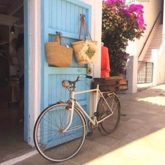 Bike in San Francesco/Formentera