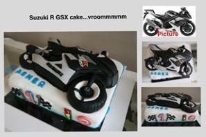 motor taart