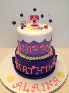 Lalaloopsy Cake Cakes By Cathy Chicago