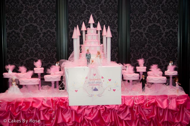 big fat gypsy wedding cake  Cakes by Rose
