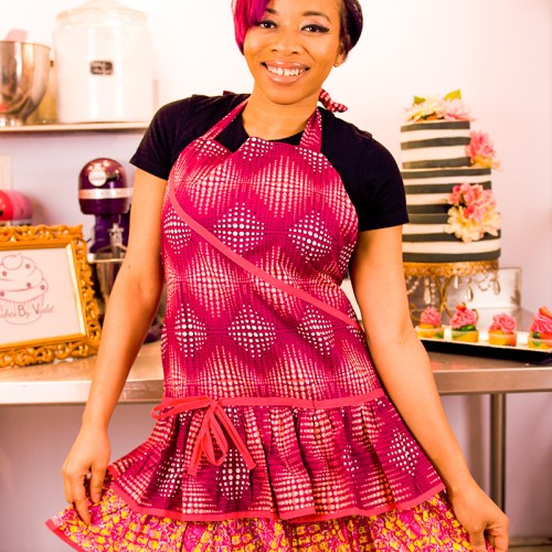 Cakes By Violet Ewele Apron