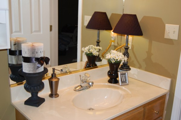 Freestyle Bathroom Makeover ' Cooking