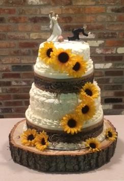 Wedding Cakes Elizabeths Special Day