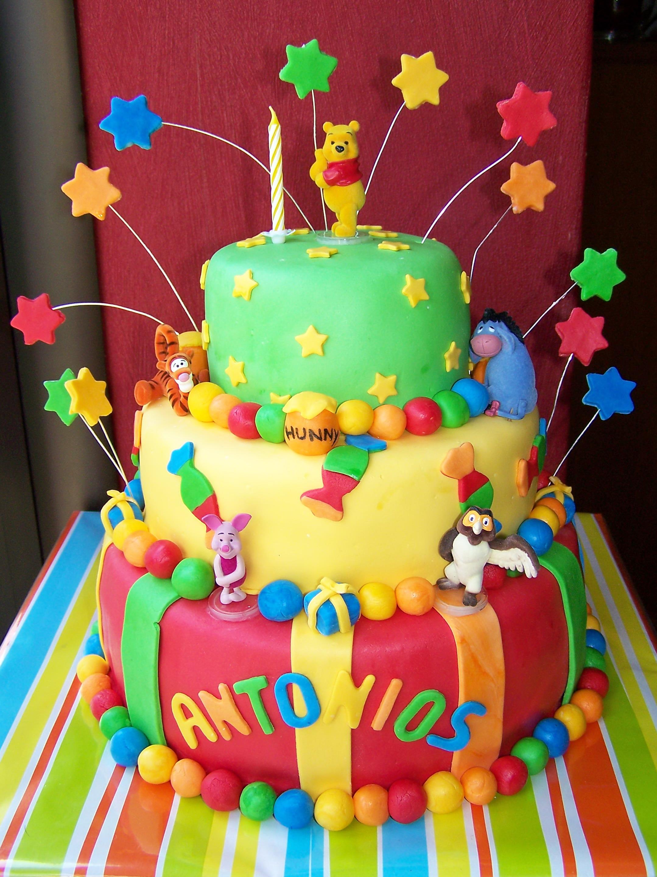Geburtstagstorten und Kuchen  CAKES FOR FUN  Seite 6