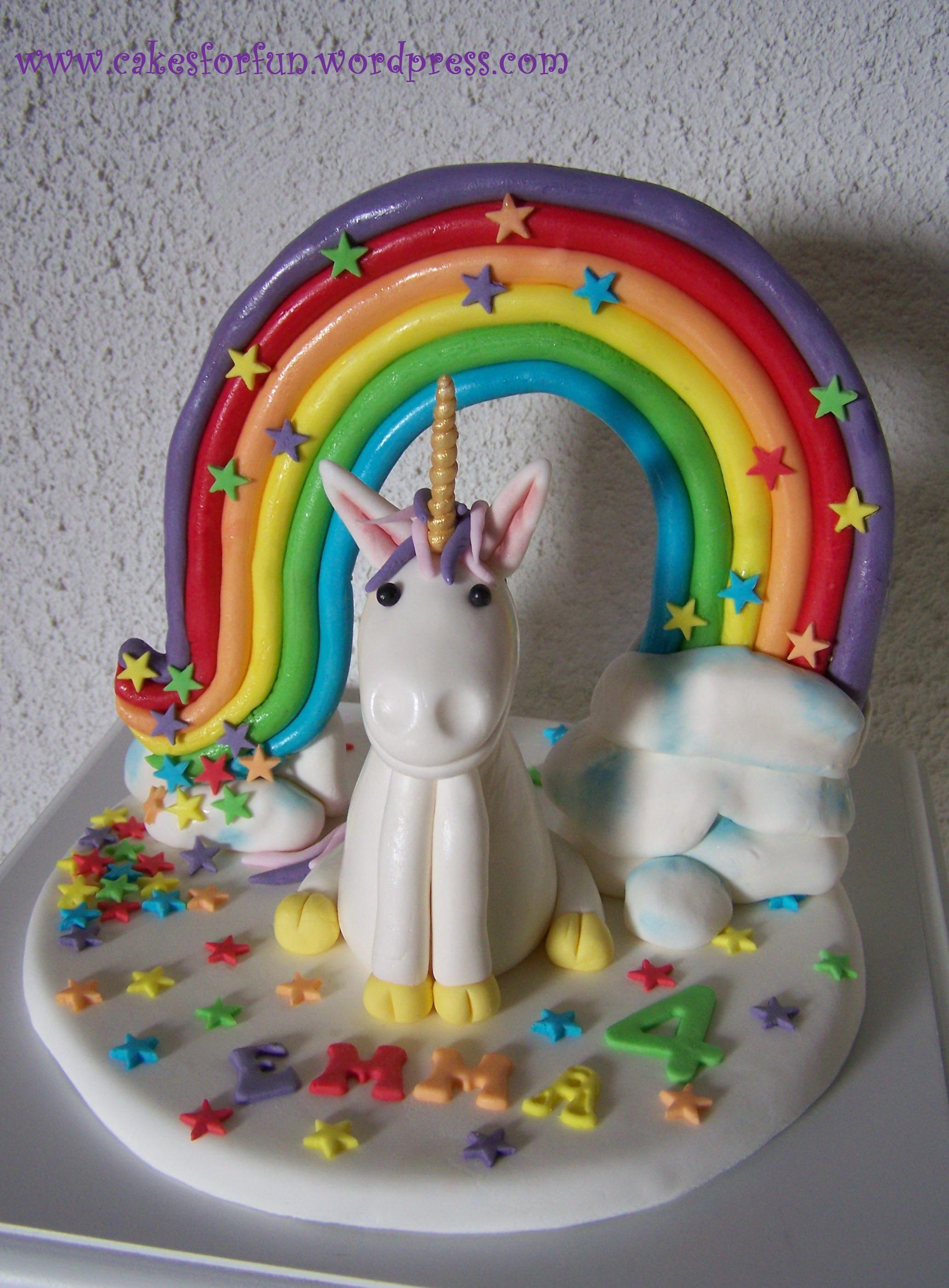 Geburtstagstorten und Kuchen  CAKES FOR FUN