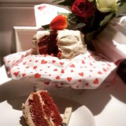 Red Velvet - Chocolat Blanc