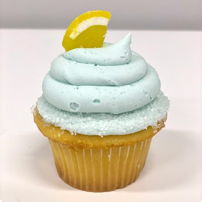 July Cupcake of the Month