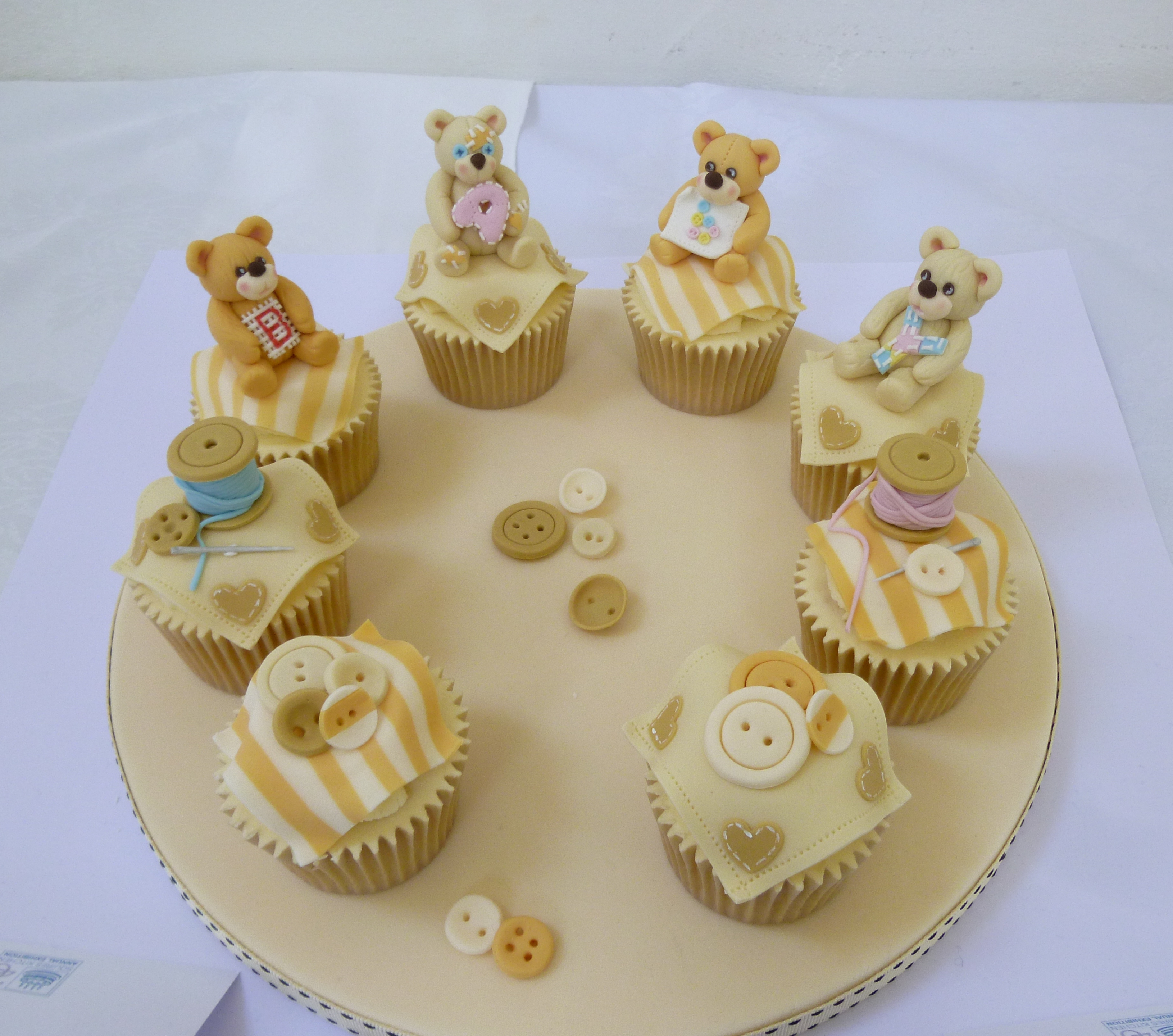 Fancy Cupcake Ideas Needed