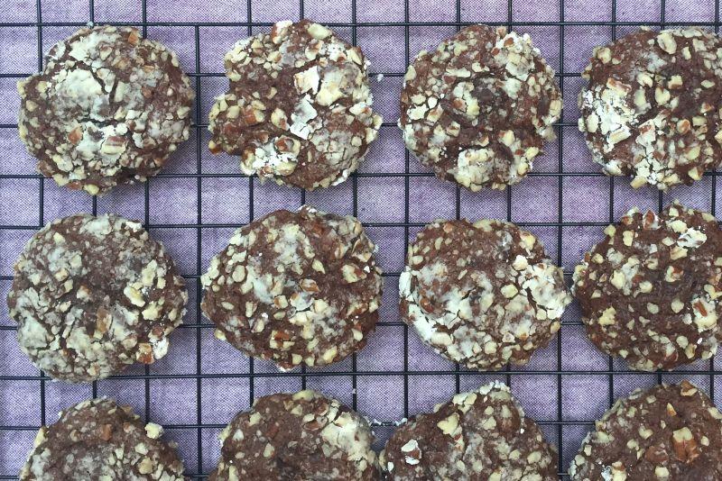 Chocolate Banana Cookies Recipe
