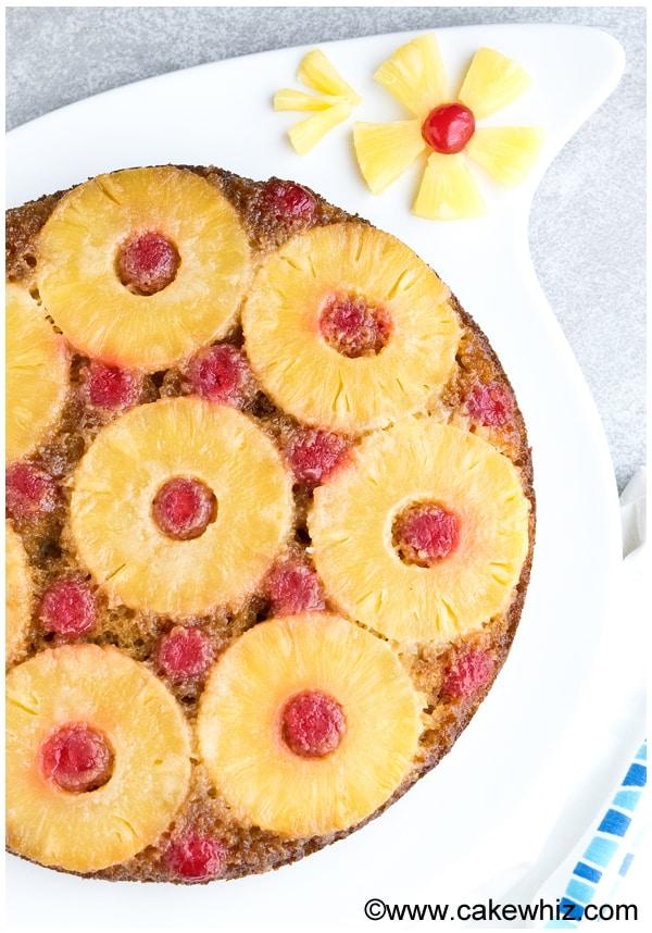 Ultimate Pineapple Upside Down Cake