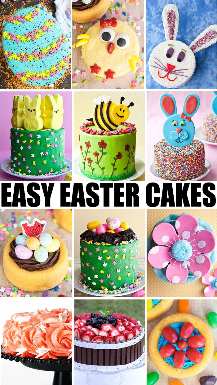 5 Easy Cake Decorating Ideas With Fruit Snacks Auto Electrical Led Trailer Light Kit 2539 Wiring Harness Optronics Lights Easter