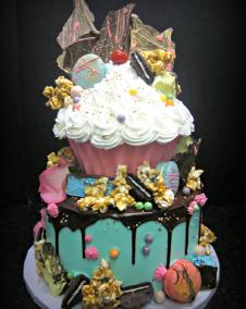 Cup Cake Fantasy